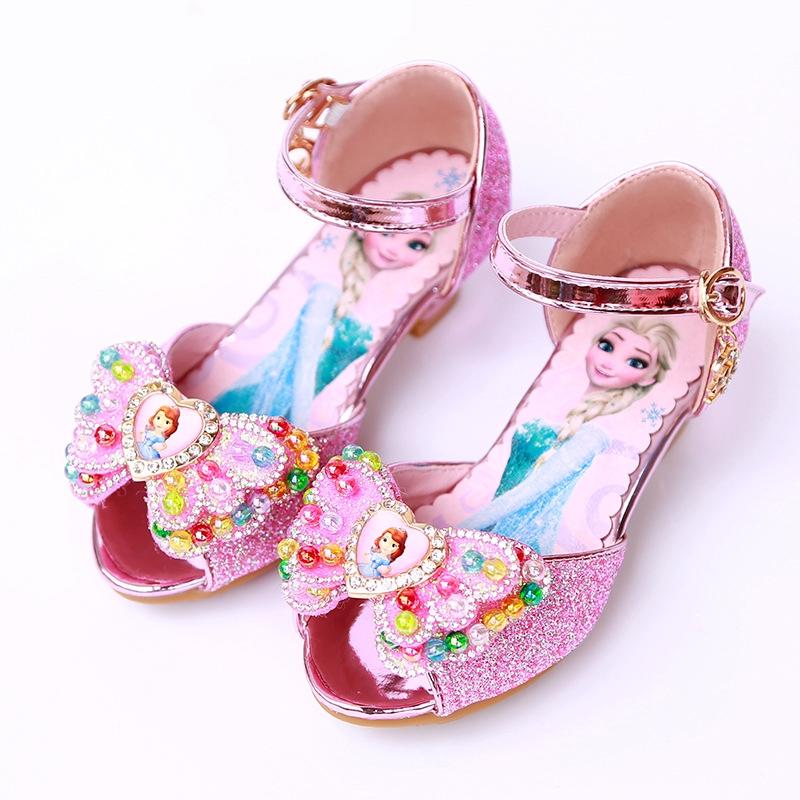 Sophia Sepatu Anak Perempuan Pesta Princess Bawah Busana Bayi