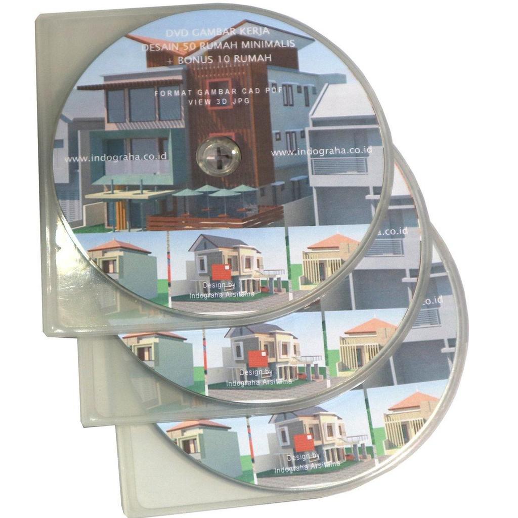 Dvd Gambar Kerja 50 Desain Rumah Minimalis Dua Lantai Dan Satu Lantai Format Cad Dan Pdf Serta Mura Shopee Indonesia