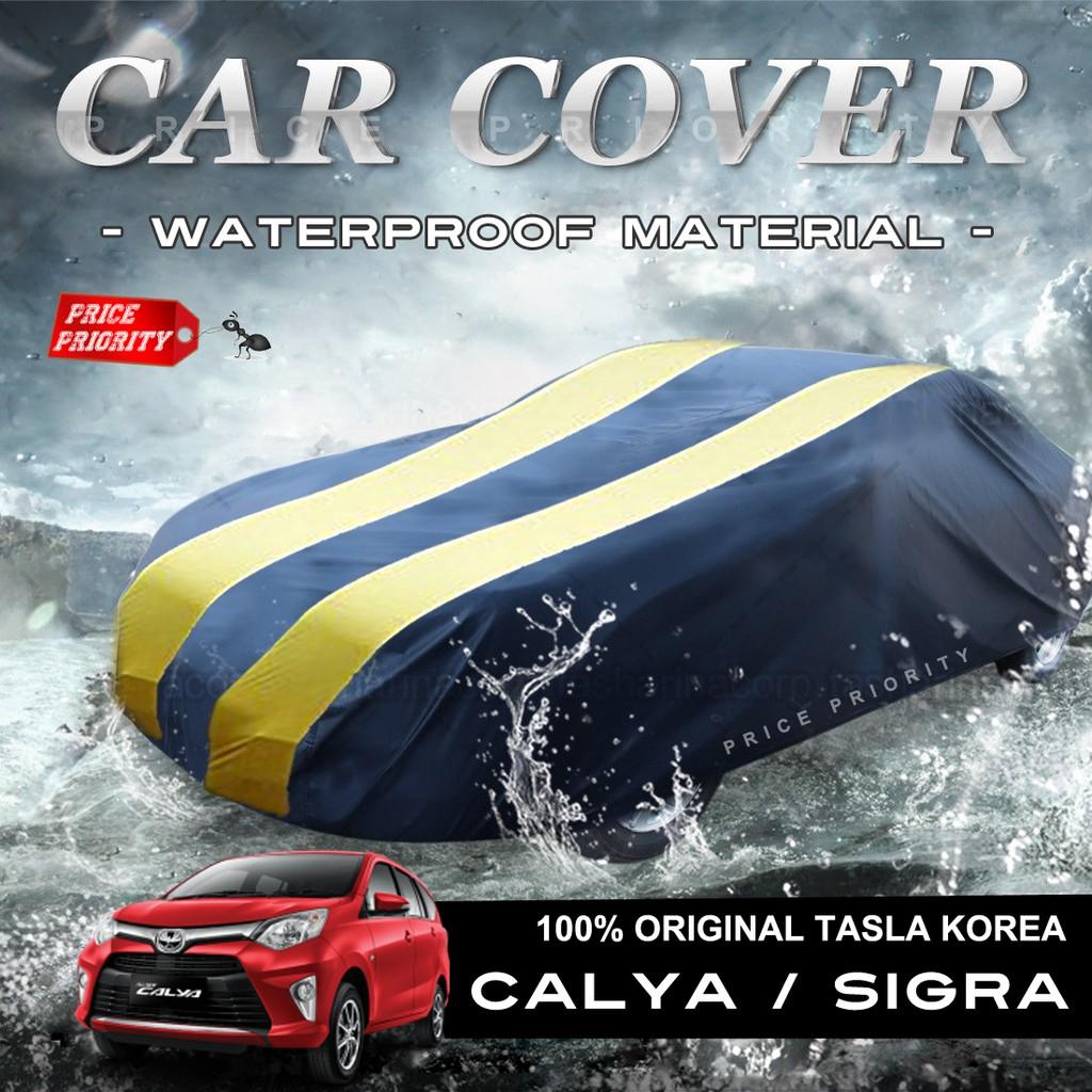 Cover Mobil Calya Sigra Sarung Penutup Shopee Indonesia