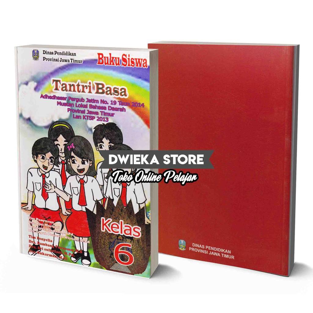 Buku Bahasa Jawa Sd Kelas 6 Tantri Basa Kurikulum 2013 Edisi Revisi 2018 Shopee Indonesia
