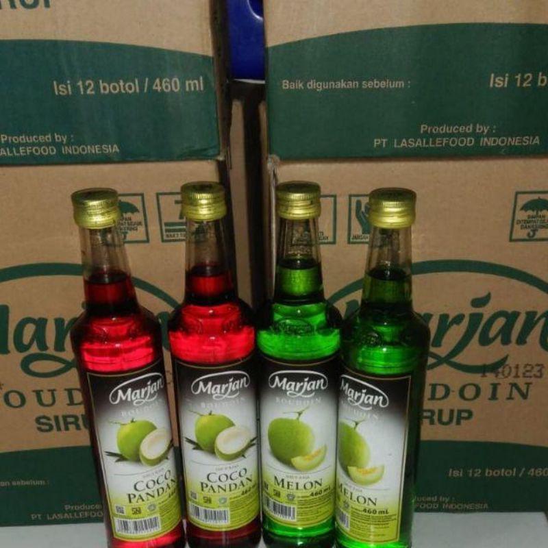 Sirup Marjan Melon / Sirup Marjan Cocopandan / Sirup Marjan / Sirup Marjan 1 dus