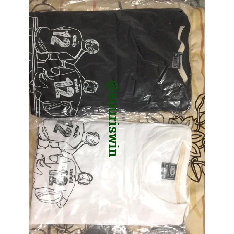 READY STOCK - OFFICIAL 2gether T-shirt dan 2gether Bracelet
