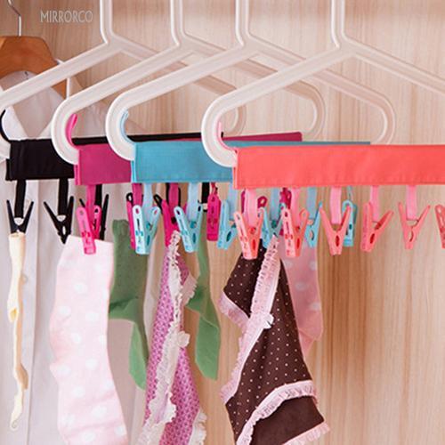 Promo Gantungan Multifungsi Modern portable Irit Tempat untuk Baju Tas Topi Jaket Payung Hanger | Shopee