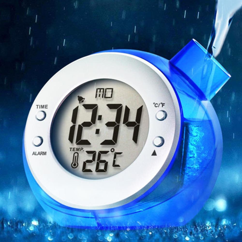Bayar Di Tempat NL Jam Alarm Digital dengan Layar LCD dan Projeksi Suhu  8cfd3bcba9