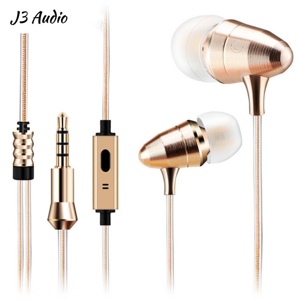 J3 Audio W1 Pro Earphone Iem With Mic Shopee Indonesia Phrodi M201 Microphone Pod Merah