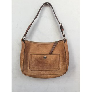 BAGUS  TAS KULIT COACH LEATHER BAG PRELOVED SECOND BEKAS ORIGINAL ... 72a0a12159