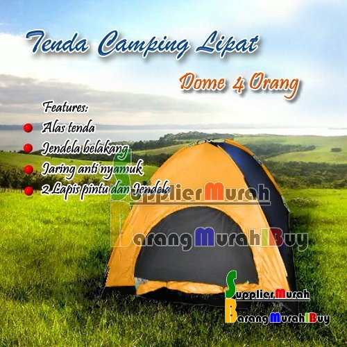 Tenda Camping 2 Orang Bestway Monodome Pavillo X2 / Tenda Great Outdoor Monodome Pro 2 | Shopee Indonesia