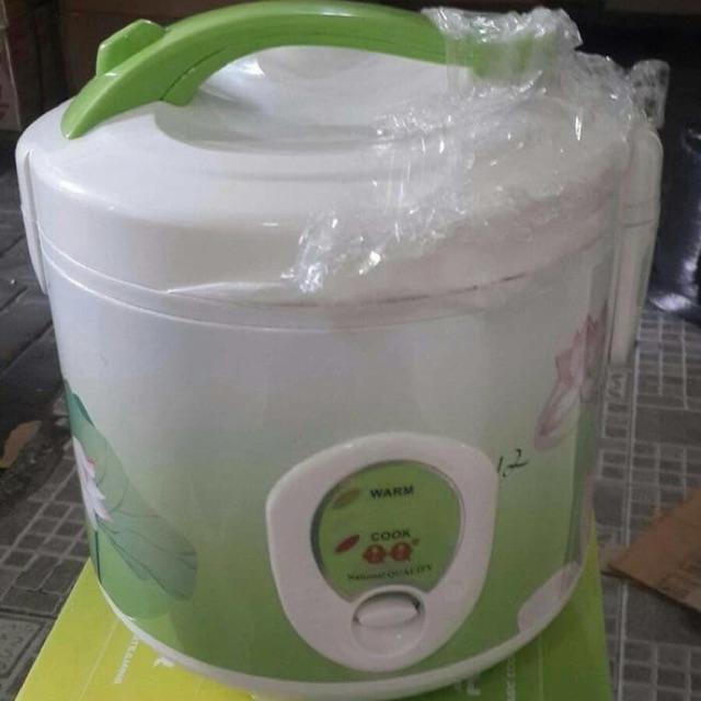 Magic Com National Qq 1 8 Liter Rice Cooker Shopee Indonesia