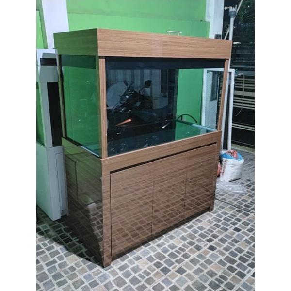 Kabinet Aquarium 120x60x60 HPL Taco