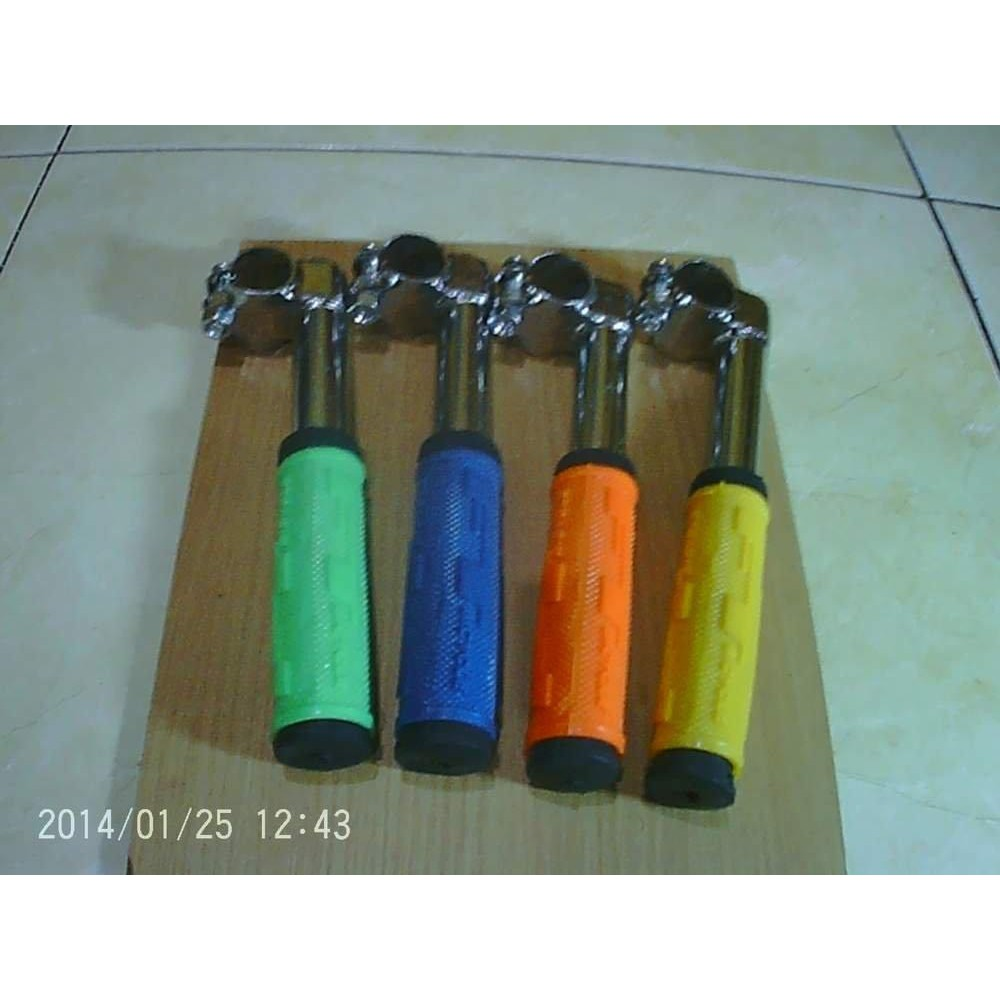 Stang Jepit Sepeda Bmx Hand Grip Sepasang Shopee Indonesia