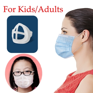 Fantastic789 for Kids Adults 3D Mask Bracket Support Holder Mouth Nose Guard Supplies thumbnail