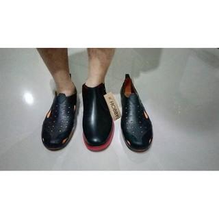 Discount Sepatu Pria DM Docmart Dr. Martens 3 Hole Low Boots Murah UW8159 Sepatu AP BOOT Sepatu anti air Sep terbaik murah - only Rp109.708