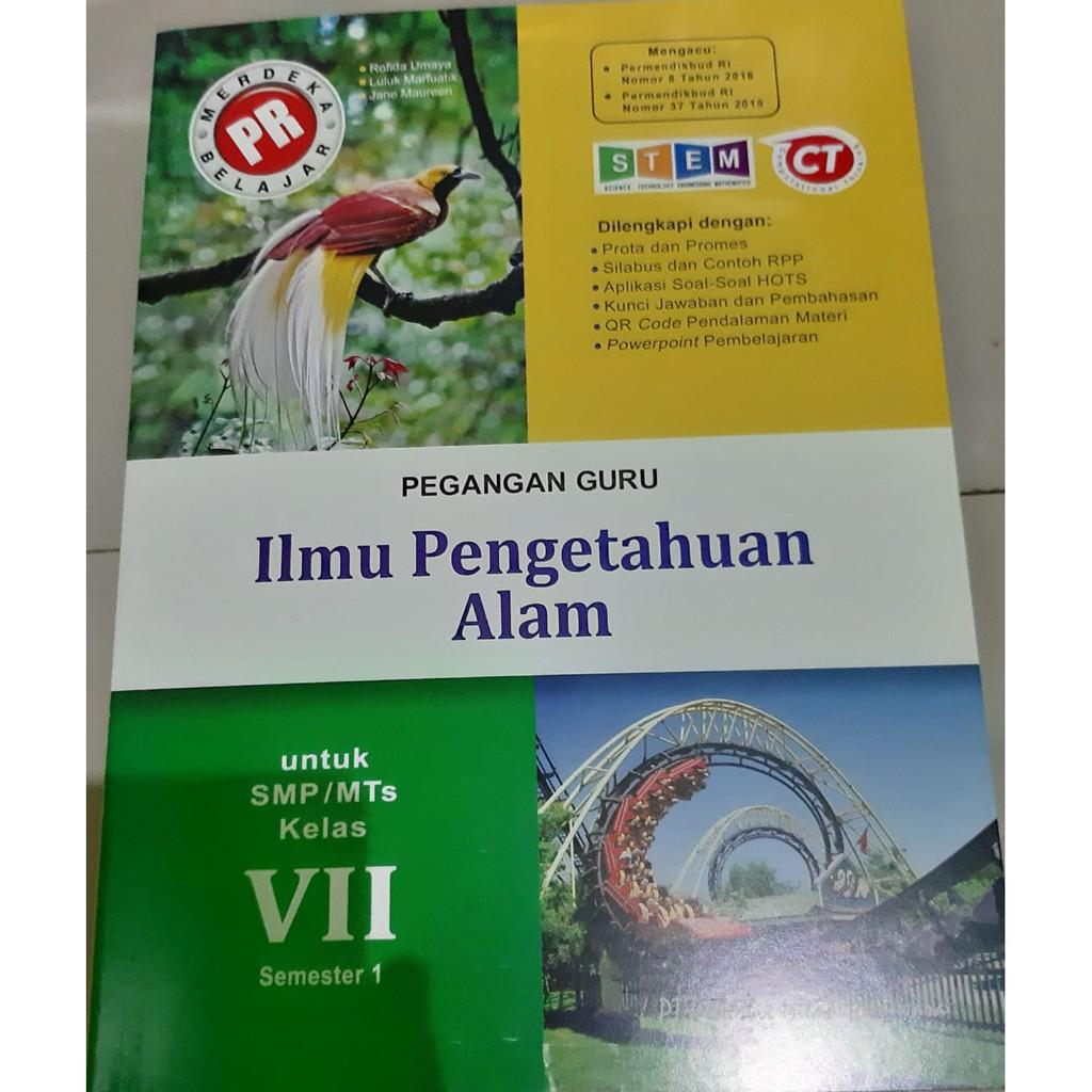 Buku Kunci Jawaban Pr Intan Pariwara Kelas 7 Semester 1 Tahun 2020 Shopee Indonesia