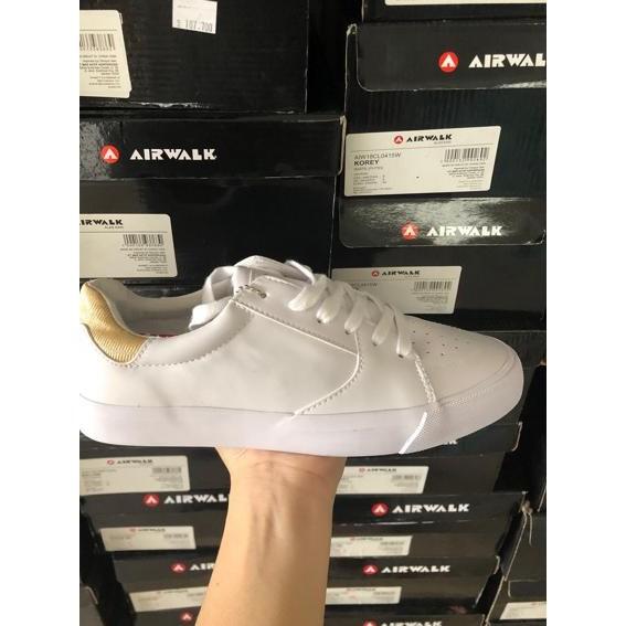 Bestseller 86 Ori Sale 70 Sepatu Airwalk Korey White Women