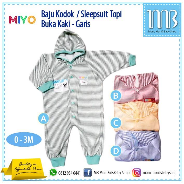 sleepsuit buka - Temukan Harga dan Penawaran Pakaian Bayi Online Terbaik -  Fashion Bayi   Anak November 2018  80b37a3538