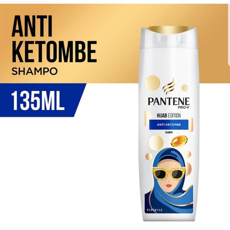 Shampoo Pantene Pro-V 130ml-Hijab Anti Ketombe
