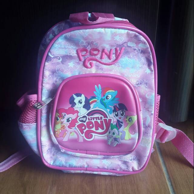 My Little Pony Backpack White  0414370aeb