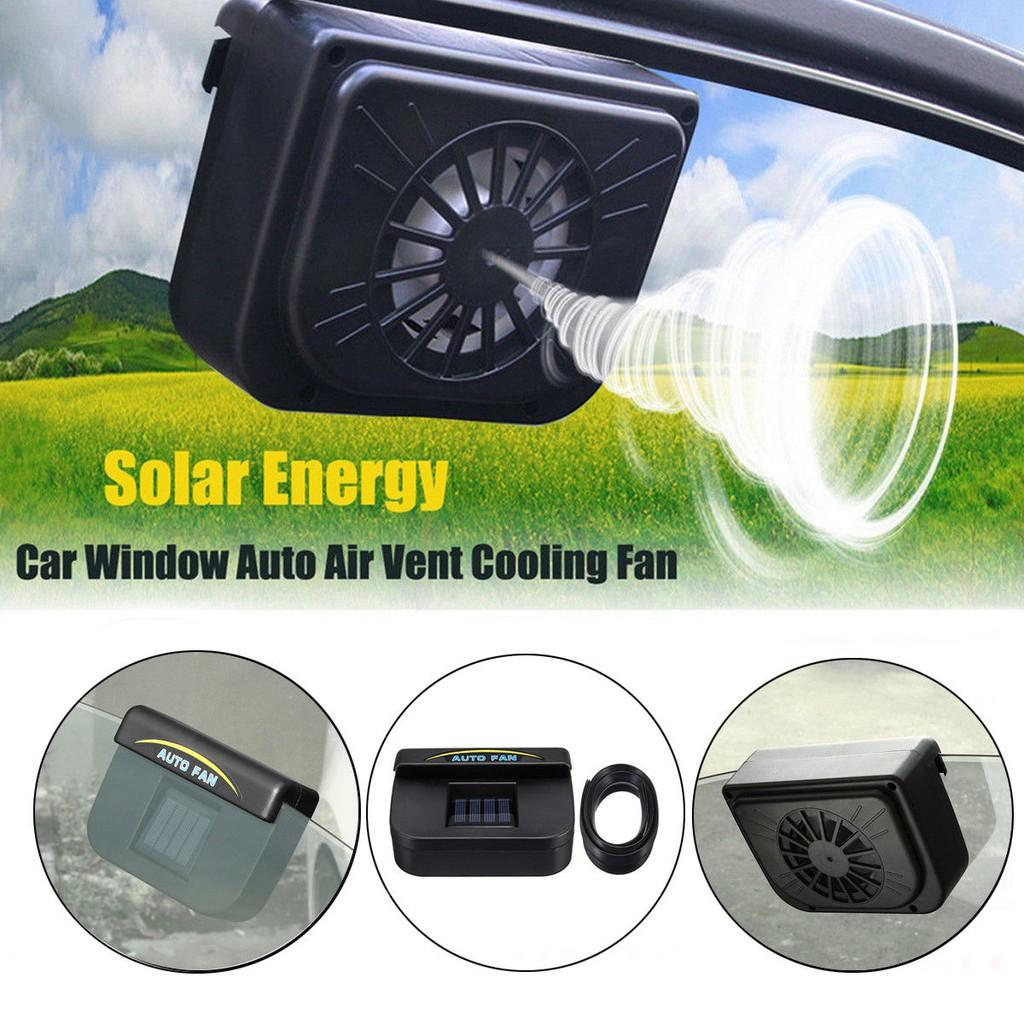 Sun Power Auto Fan Kipas Angin Tenaga Surya Fs455 Shopee Indonesia Autofan Solar Car Window Otomatis Energi Ac Air