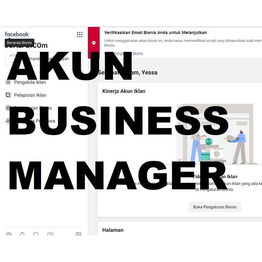 Jual Akun Facebook Business Manager Jual Akun Bm Jual Akun Facebook Shopee Indonesia