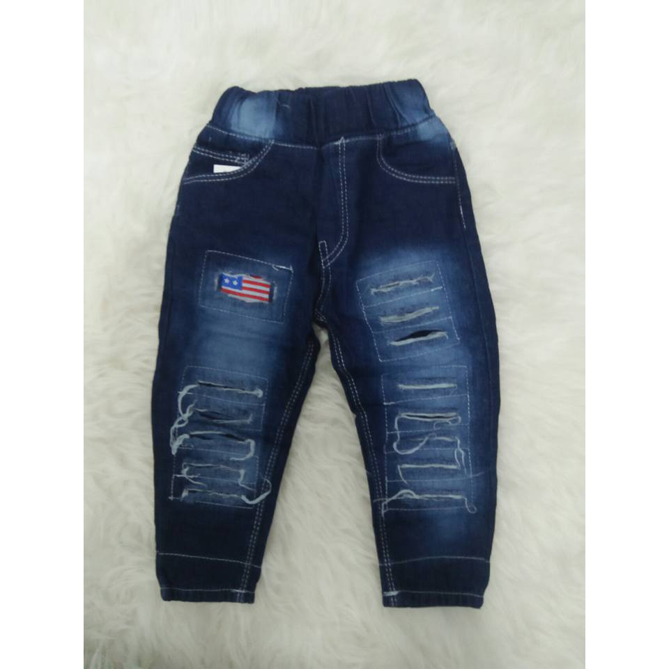 Dapatkan Harga Ripped Jeans Anak Diskon Shopee Indonesia Jogger Oldnavy Size 141618