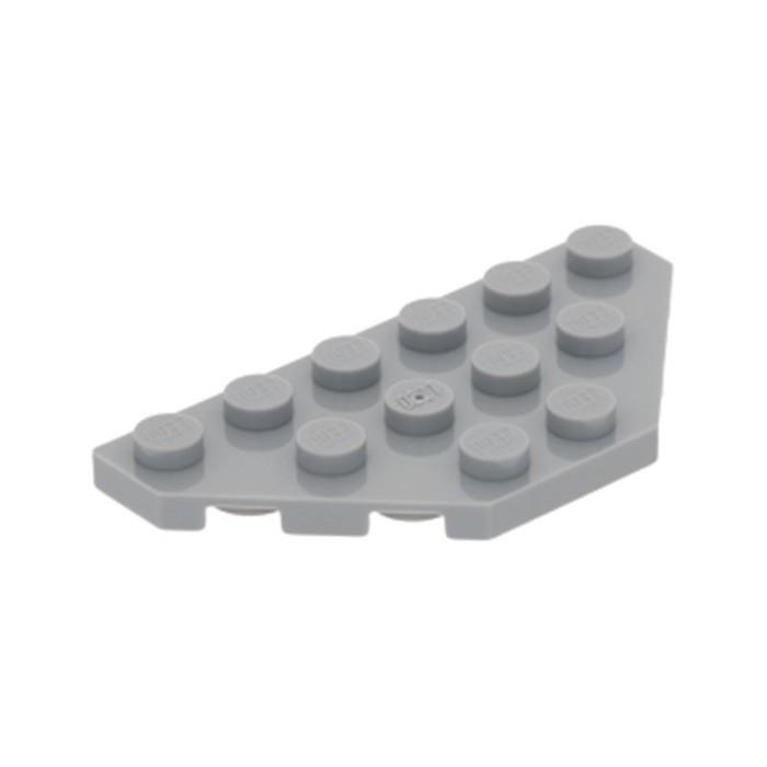 Flat 2x4 black 10 x LEGO 3020 Plate NEW NEW black