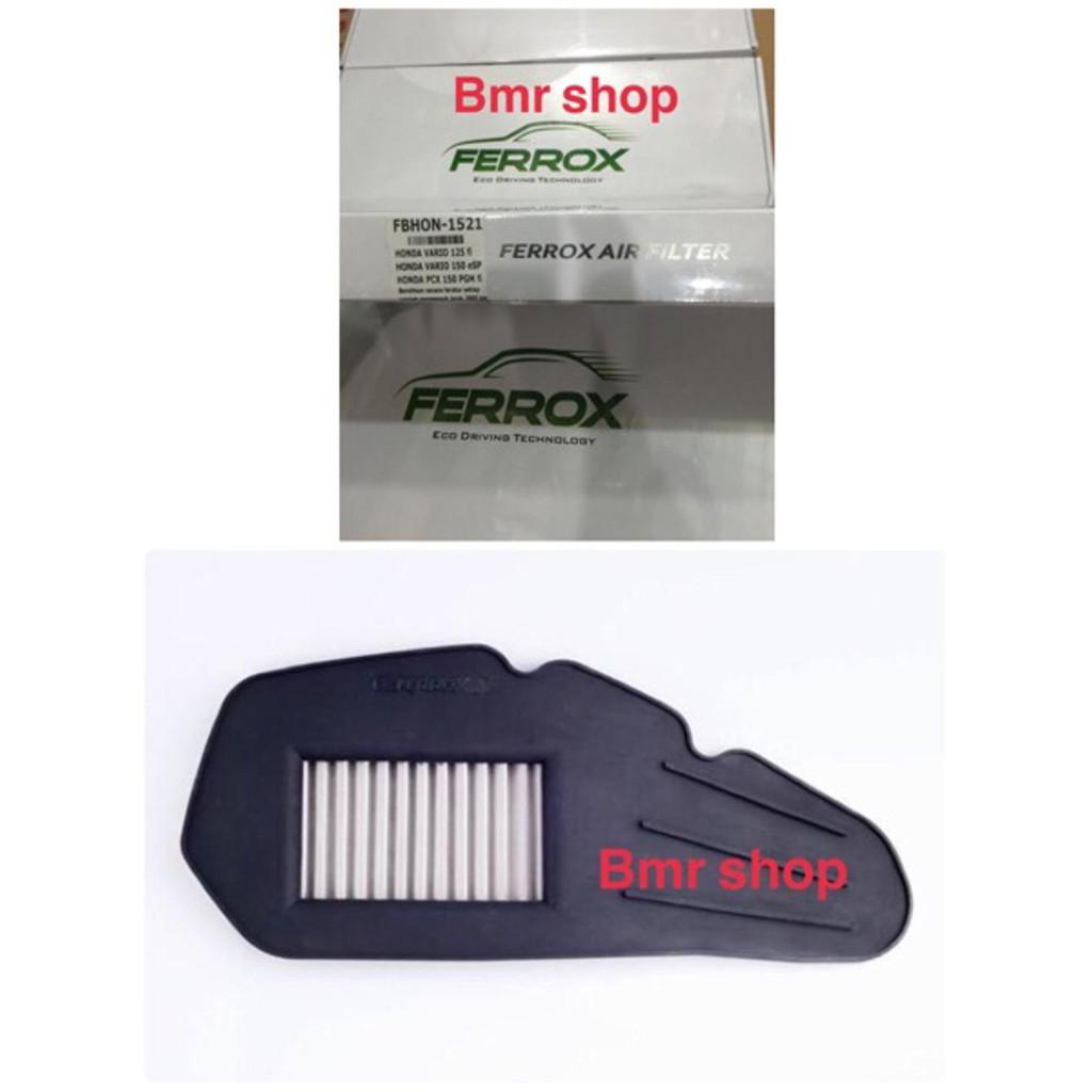 Filter Udara Ferrox Supra 150 Gtr Kawasaki Ninja 250 Replacement G Sparepart Shopee Indonesia