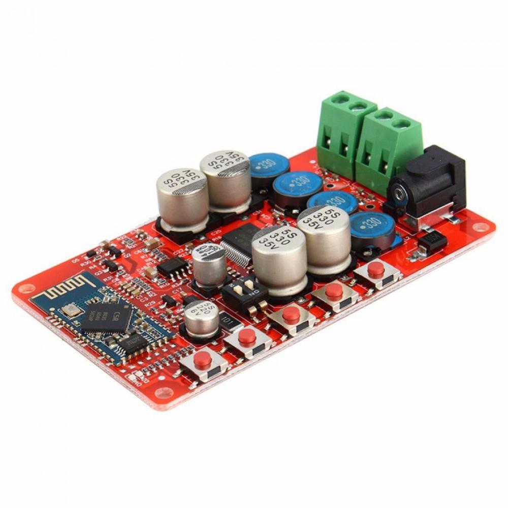 Digital Amplifier Board Diy Tpa3118 12 24v Rbo Shopee Indonesia Class D Circuit Schematic Pcb Files 100wclassdamplifier