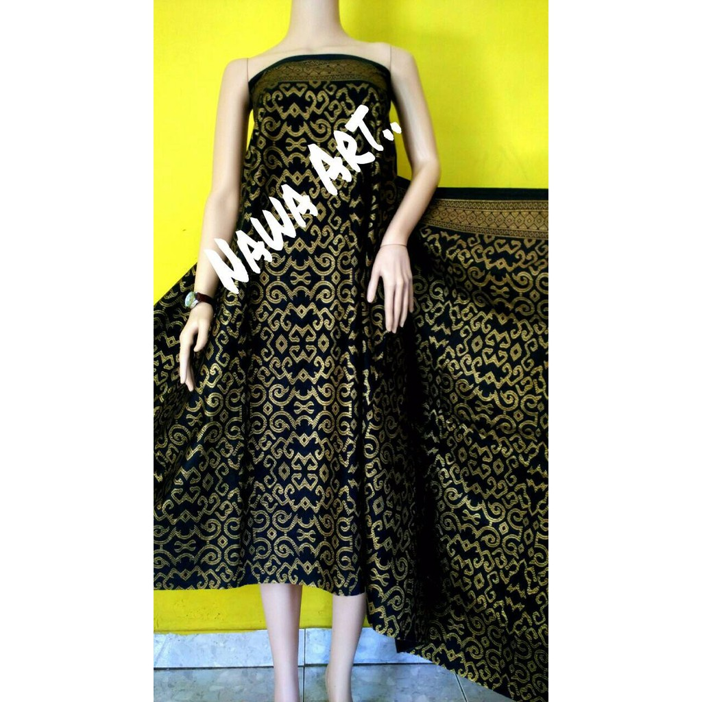 Promo Kain Batik Tosca BK70 Bahan Katun Prima Halus Batik Kajang Pekalongan MURAH MERIAH | Shopee Indonesia