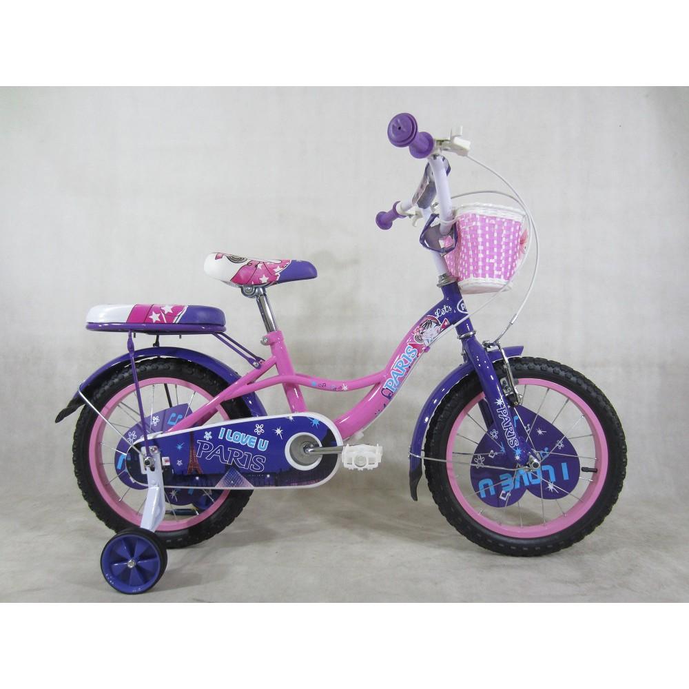 Weeride Sepeda Anak 10 Pushbike Shopee Indonesia Roda Bantu Samping 12 16 Genio