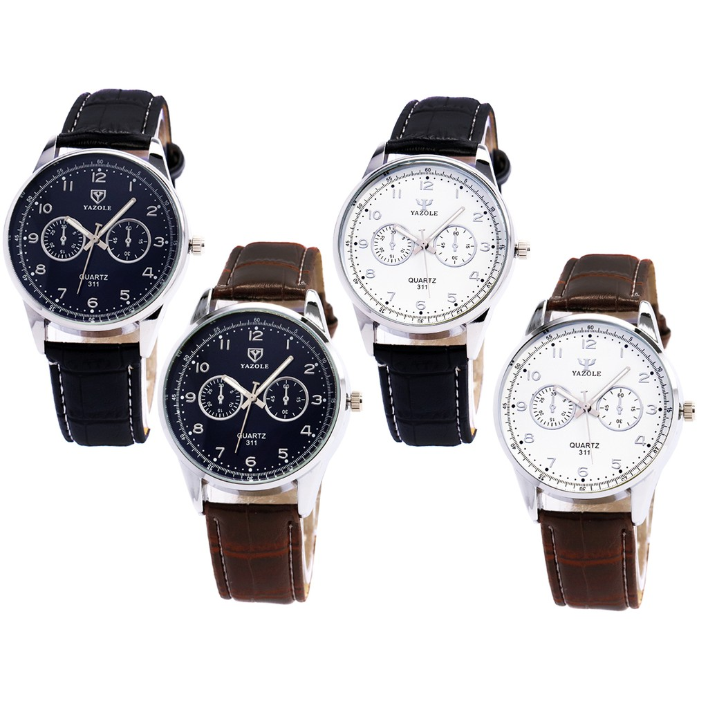 Tajima Analog Watch Date 3096 Leather Jam Tangan Pria Shopee 3813 Garansi 1 Tahun Ampamp Wanita Indonesia