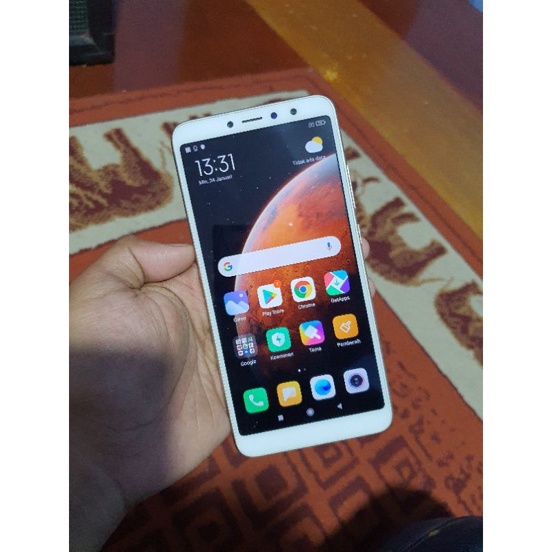 Handphone Hp Xiaomi Redmi S2 4/64 Second Seken Bekas Murah