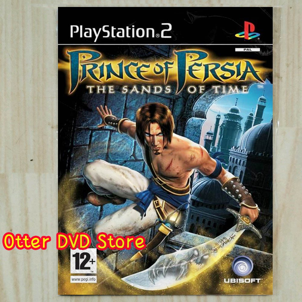 Kaset Game Ps2 Ps 2 Prince Of Persia The Sands Of Time Shopee Indonesia