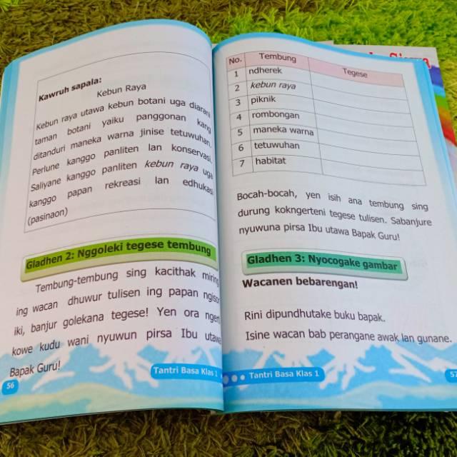 Kunci Jawaban Tantri Basa Kelas 4 Revisi Sekolah