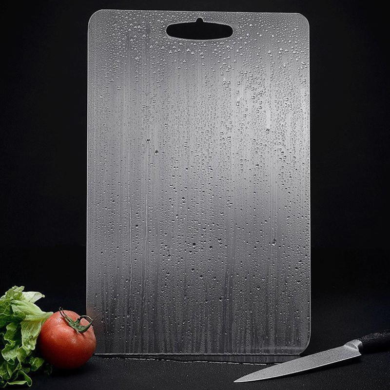 1pc Stainless Steel Chopping Boards For