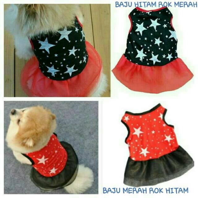 Baju Anjing / Kostum Anjing Dog Doggy Clothes Motif Panda (Type A) | Shopee Indonesia