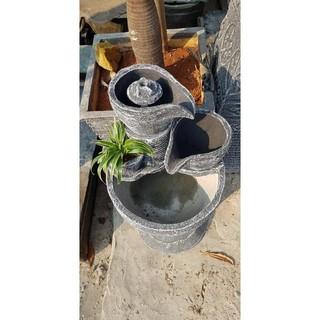 murah air mancur minimalis tinggi 76 cm pancuran air