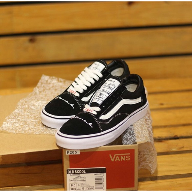 Vans Old Skool Mean Eyed Cat x Patta  635cce63a