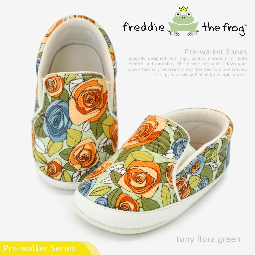 Sepatu Bayi - Prewalker - Baby Shoes | Freddie the Frog | Kitty Jr. | Shopee Indonesia