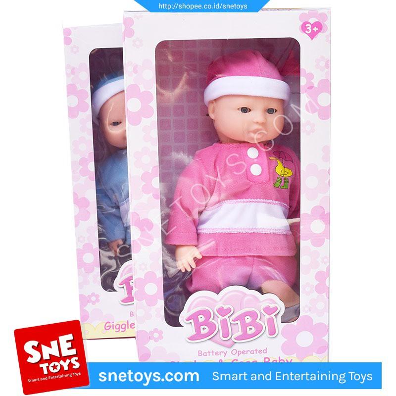 Boneka Bayi Tertawa Menyanyi Menangis Pipis Pup Baby Lovely Doll Defecation  Doll  81c00bc8bf