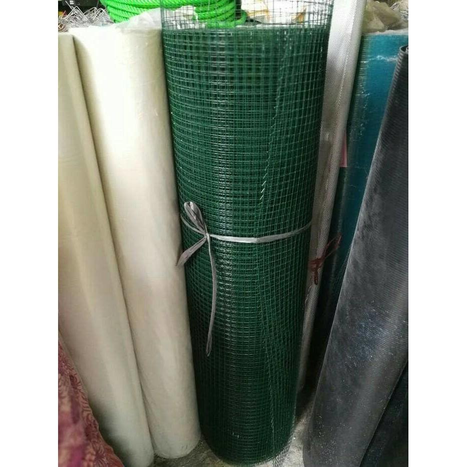 Meteran Tancap 100 Meter Fiber Roll Panjang Warna Sesuai Stok Toda 50m 165ft Shopee Indonesia