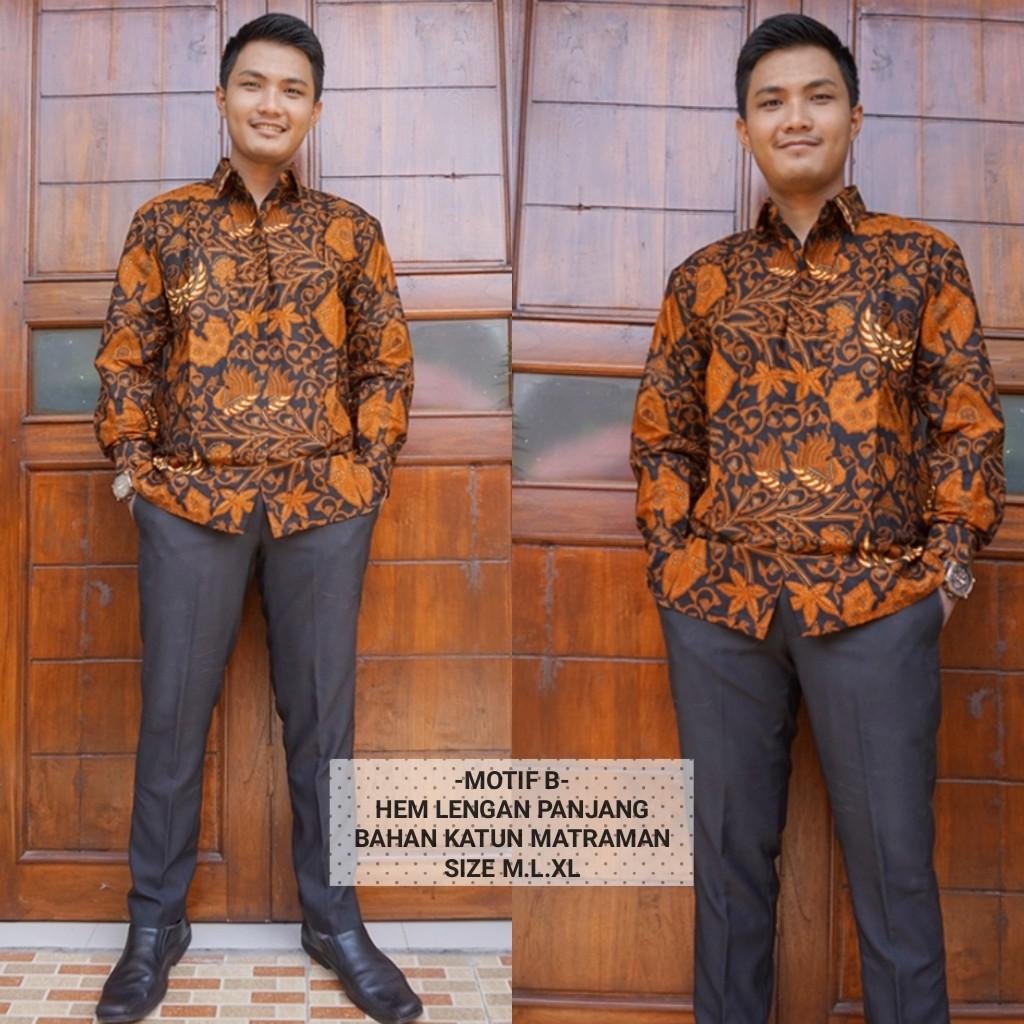 kemeja hem batik lengan pendek bahan katun warna tosca BP311 | Shopee Indonesia