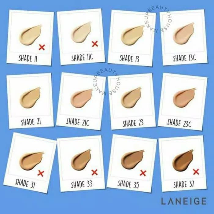 Laneige Bb Cushion Pore Control Travel Size 5gr