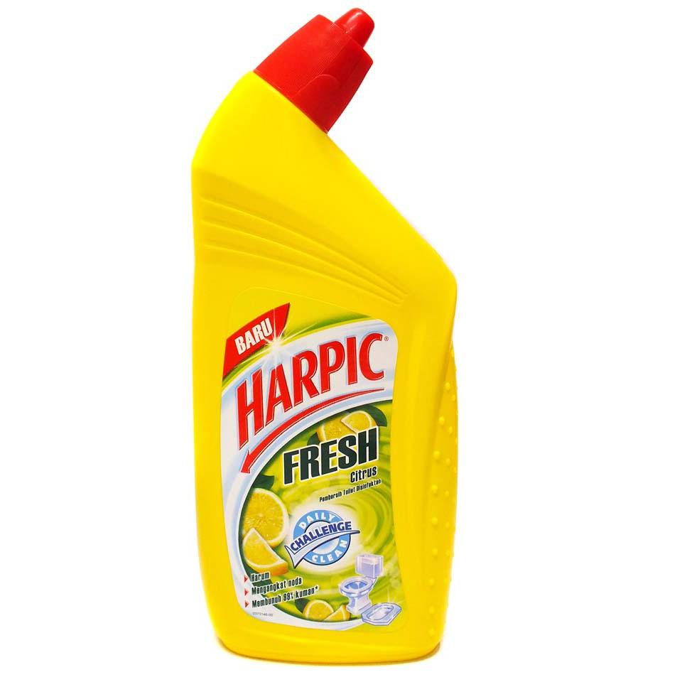Harpic Pembersih Kloset Fresh Floral 450 Ml Dan Penghancur Baru Kamar Mandi Lime 500ml X2 Kerak Citrus Shopee Indonesia