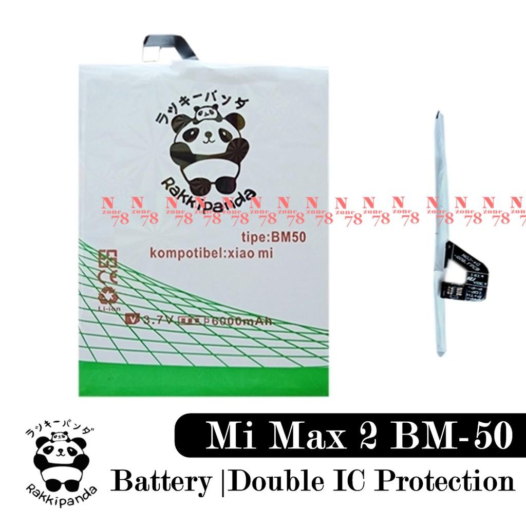 Baterai Xiaomi Mi Max 2 BM50 BM-50 Double IC Protection