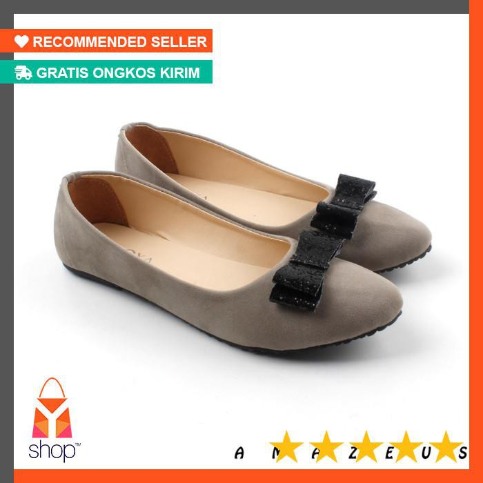VR-Flat Shoes Kerja MAR14 | Shopee Indonesia