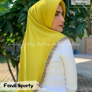 Termurah Hijab Fendi Ori By Dmt Shopee Indonesia