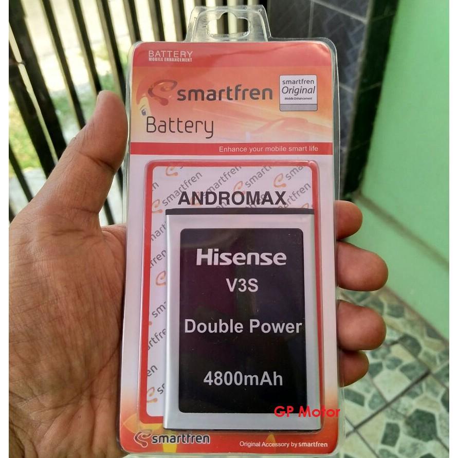 Baterai Vizz Original Double Power Modem Smartfren Mifi Andromax M3y M3z Batre Batrai Battery H15418 M3s Wifi Shopee Indonesia