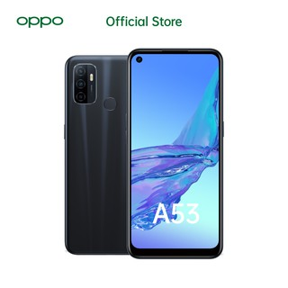 OPPO A53 4GB/64GB [Fast Charging 18W, 5000 mAh, 90Hz Display, Snapdragon 460]