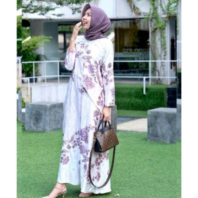 BISA COD CLAIRE BLOUSE WHITE S M L XXL Maumere Ash mulberry L by wearingklamby wearing klamby