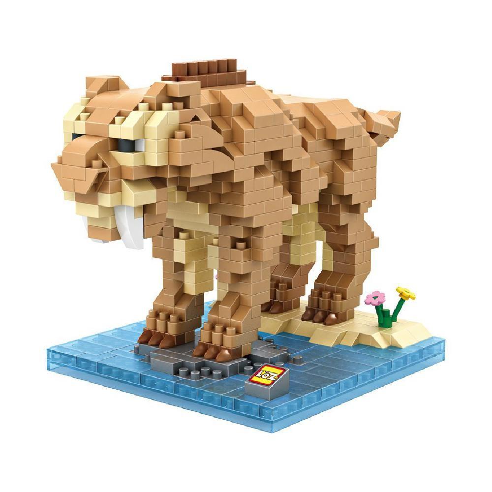 Loz Lego Nano Block Statue Of Liberty 9387 Shopee Indonesia Blocks Architecture